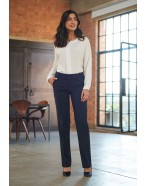 Genoa Tailored Leg Trouser