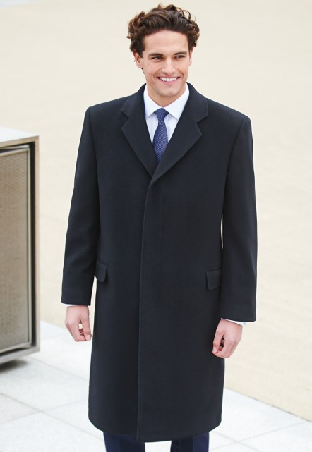 Men's Bond Overcoat