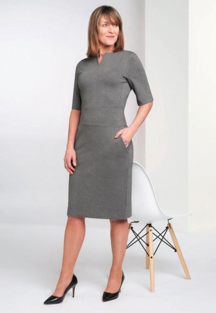 Celeste Jersey Stretch Dress