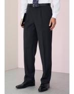 Imola Single Pleat Trouser
