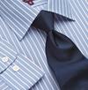 Blue/White Stripe